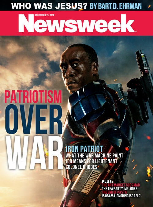 What would the newsstands look like if The Avengers were real?