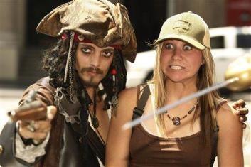 Arggh, Matey: Should Pirates Walk The Pop-Culture Plank?