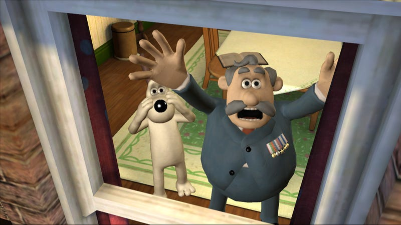 Telltalle Debuts On XBLA With Wallace And Gromit