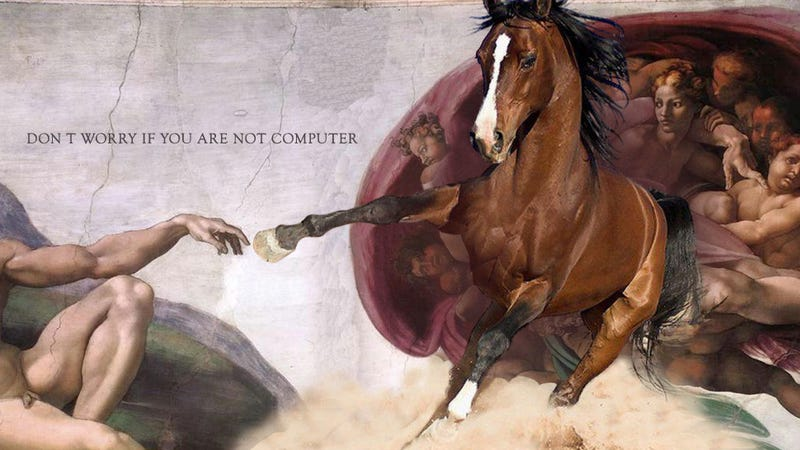 A Mysterious, Inscrutable Voice of God: Why @Horse_ebooks Is Divine