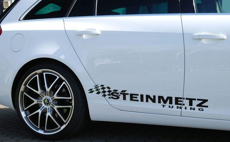 Steinmetz Insignia SportTourer: Wagon Fetishists Rejoice