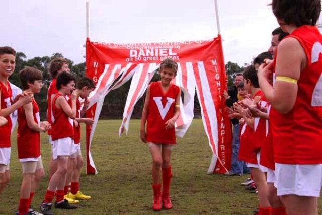 Strippers Help Australian Youth Football Team Celebrate A Big Win
