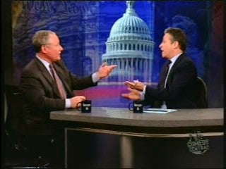 Why Do Conservatives Love Appearing on The Daily Show?
