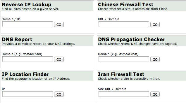 Viewdns.info Combines Tons of Internet Troubleshooting Tools Into One Web Page