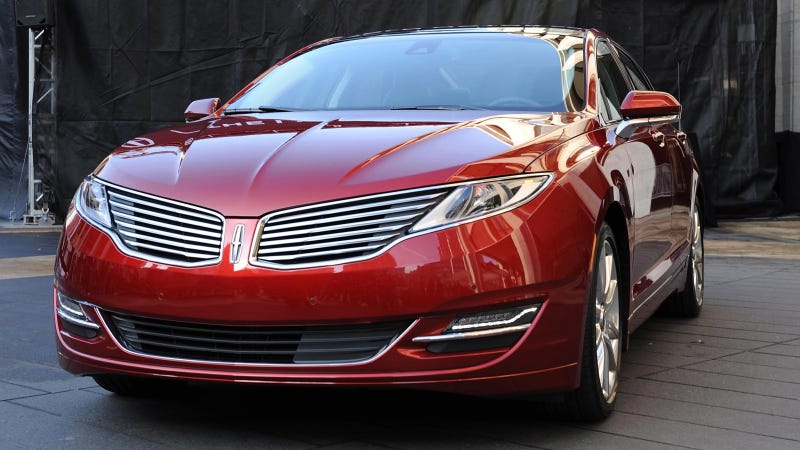 Lincoln Is Selling So Many MKZs That They Need To Increase Production