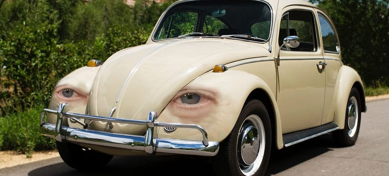 Cars With Steve Buscemi's Eyes