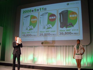 Holy Snot! Xbox 360 Tops Home Console Sales In Japan