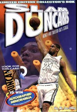 Like NBA Stars, But Smaller And You Can Eat Them