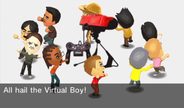 Tomodachi Life Looks... Ridiculous