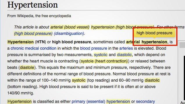 Medical Translator for Chrome Turns Medical Jargon Into Plain English