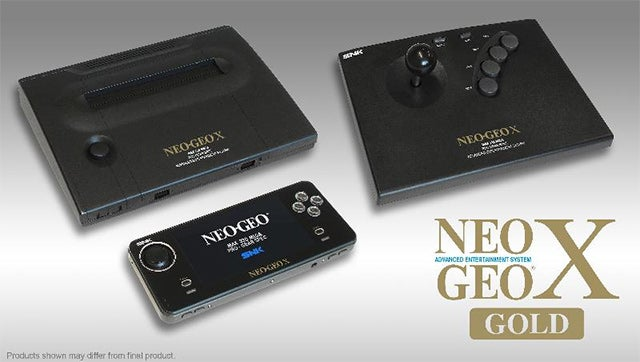 The Neo Geo Returns This December (For $200!)