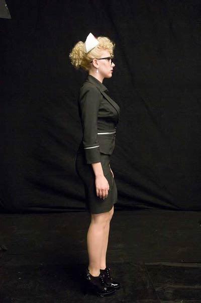 """First Peek at Evil Secretary Silken Floss from Frank Miller's """"The Spirit"""""""