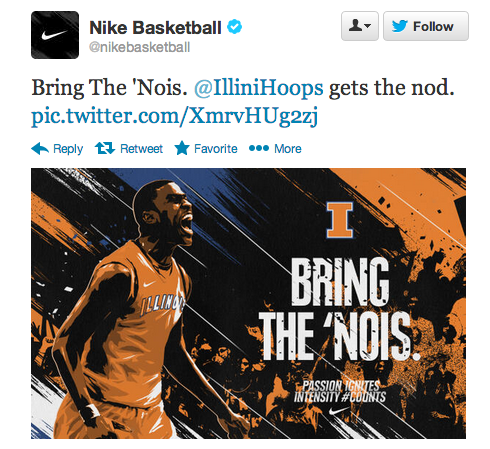 Nike Turns Michael Kidd-Gilchrist And Other NCAA Hoop Stars Into Stock Photograph Models [Updated]