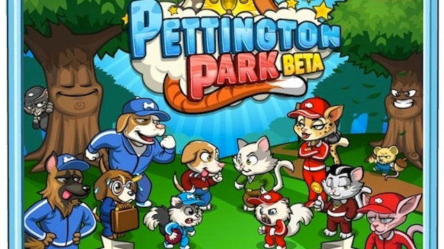 Pettington Park Is Not Doom for Doggies and Kitties, Even Though John Romero's Involved