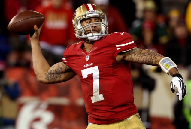 Colin Kaepernick And Russell Wilson Get The Most Out Of Completions