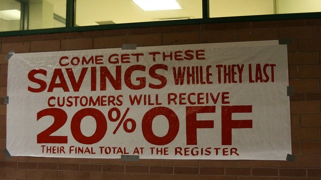 """Ask for """"New Customer"""" Discounts Anywhere You Go"""