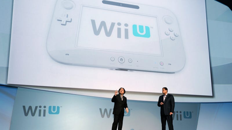 "Nintendo Files Trademarks for ""Wii U"" but Doesn't Own wiiu.com [Corrected]"