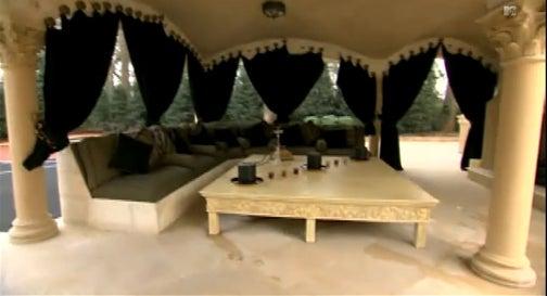 Inside Real Housewives' Kim's Big Poppa's House