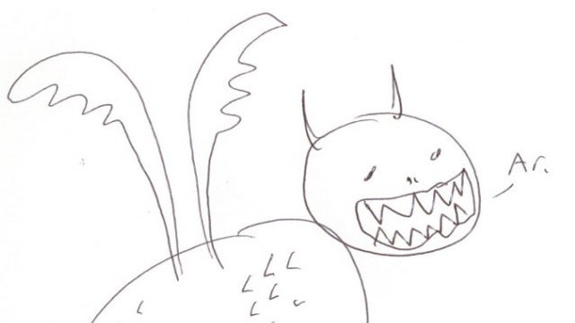 Tim Schafer, Notch And John Romero Drew Some Dragons — Because Why The Hell Not?