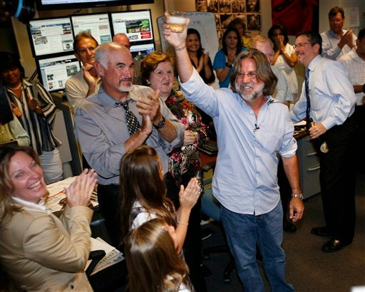 What It Looks Like to Win a Pulitzer