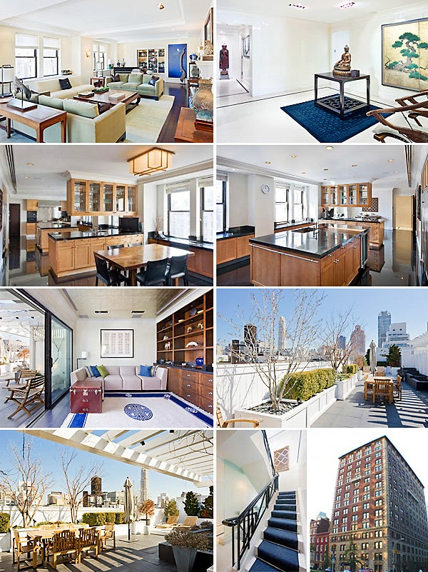 Sarah Jessica Parker's Potential Deluxe Apartment in the Sky