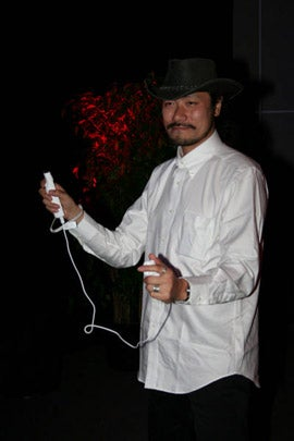 Koji Igarashi: Precise Movements Hard When Waving Something Around