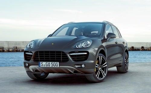 2011 Porsche Cayenne Images