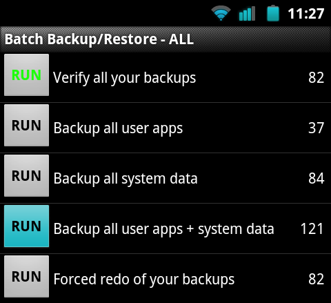 How to Set Up a Fully Automated App and Settings Backup on Android