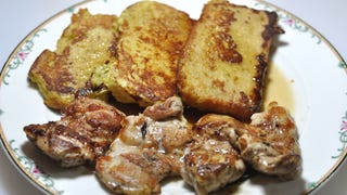 Cooking with Masculinity: French Toast and Chicken