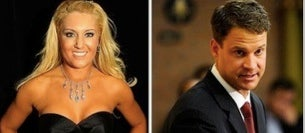 Lane Kiffin Currently Beating Natalie Gulbis In Esquire's Sexiest Woman Alive Bracket