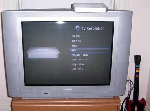 Expect an HDTV, and Your Crappy CRT Will Suddenly Become One