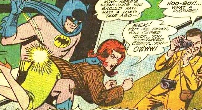 10 Times Batman Acted Like An Absolute Lunatic