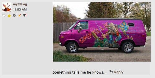 Commenter Of The Day: Turbo Dodge Caravan Edition