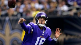Bills Trade For Matt Cassel