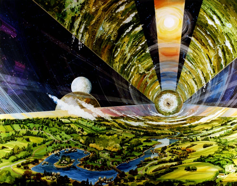 Student-Designed Space Colonies