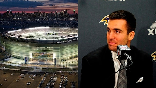 2014 Super Bowl Host Committee Wonders Why Joe Flacco Dissed His Home State Of New Jersey