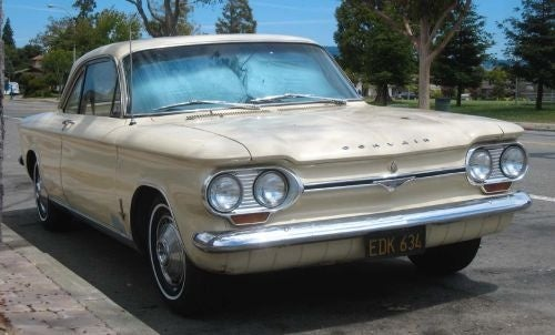 Ate Up With Motor Corvair Article Is Out, Angry Mob Of Corvair Zealots Gathering