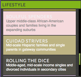 Pick the Perfect Neighborhood without Pesky Ethnic Groups Getting in the Way!