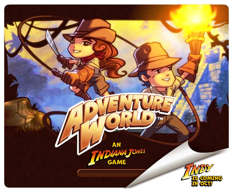 Zynga Adding Indiana Jones to Facebook's Adventure World