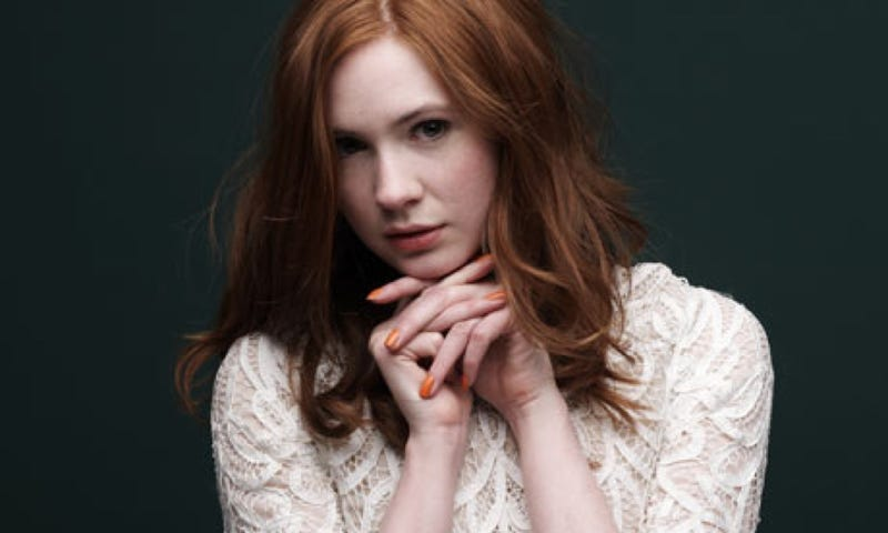 Karen Gillan Coming Back for Doctor Who Season 7!