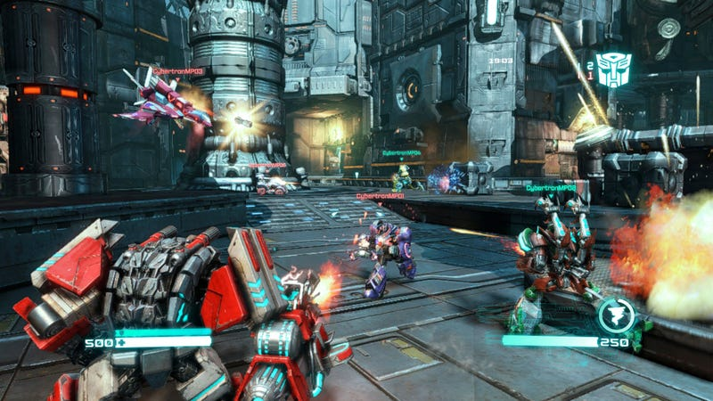 Transformers: Fall of Cybertron: The Kotaku Review