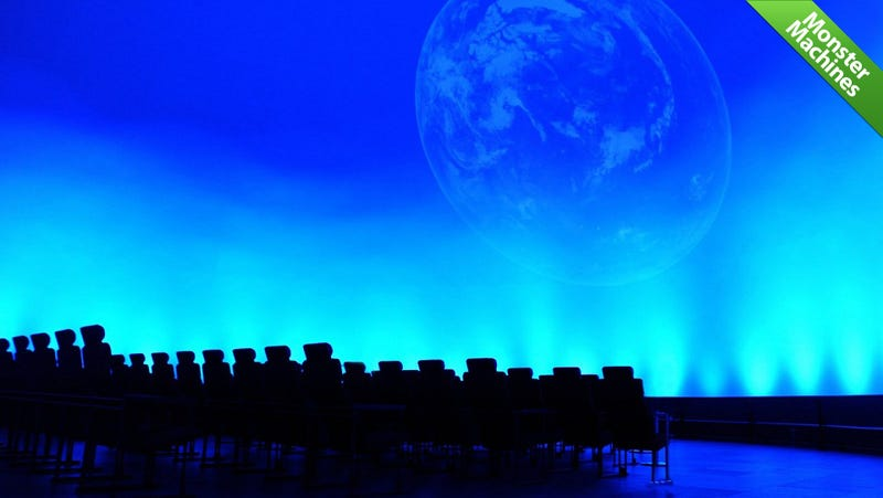 Nation's Oldest Planetarium Now Has World's Most Baller Digital Theater
