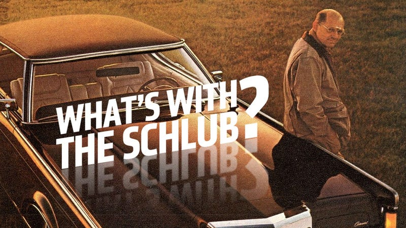 Why Was Lincoln Hiring Schlubs For Their Ads In 1969?