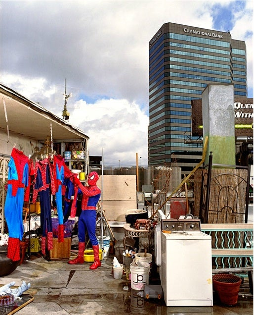 The mundane home lives of the world's greatest superheroes