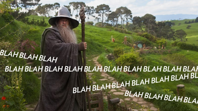 The 14 Most Annoying Things About The Hobbit: An Unexpected Journey