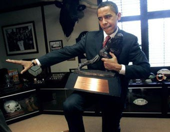 College Football Roundup: Barack Obama's New Southern Strategy