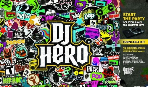 All 93 of Dj Hero's Mash-ups