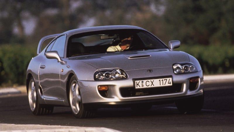 Let's Celebrate The Mark IV Toyota Supra's 20th Birthday
