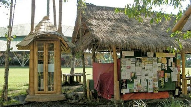 This Island Tiki Hut Hides A Lot of Money