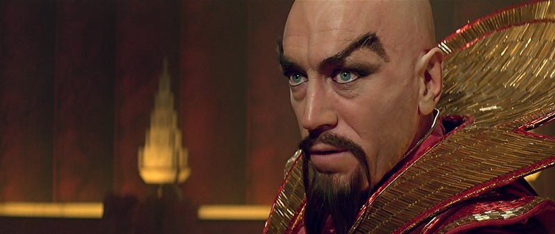The Weirdest Things You Never Knew About the Making Of Flash Gordon